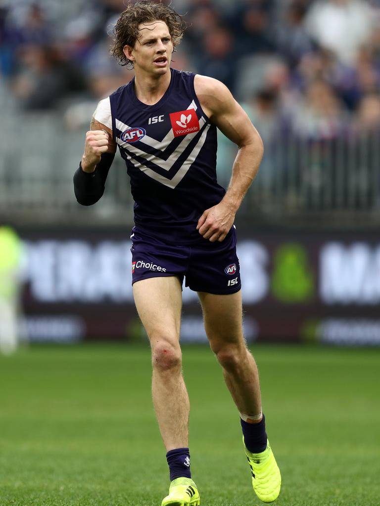 Hard to argue Fyfe isn't worth every penny.