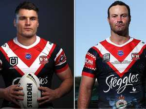 Sydney Roosters drop double bombshell
