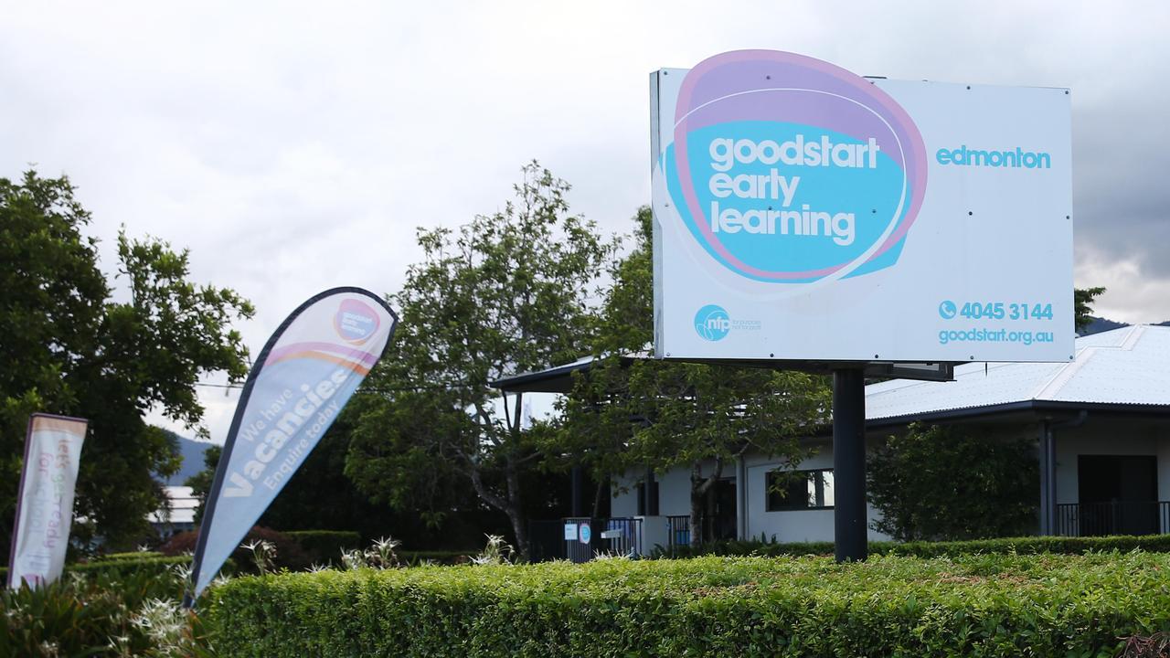 The Goodstart Early Learning Centre at Edmonton. Picture: Brendan Radke