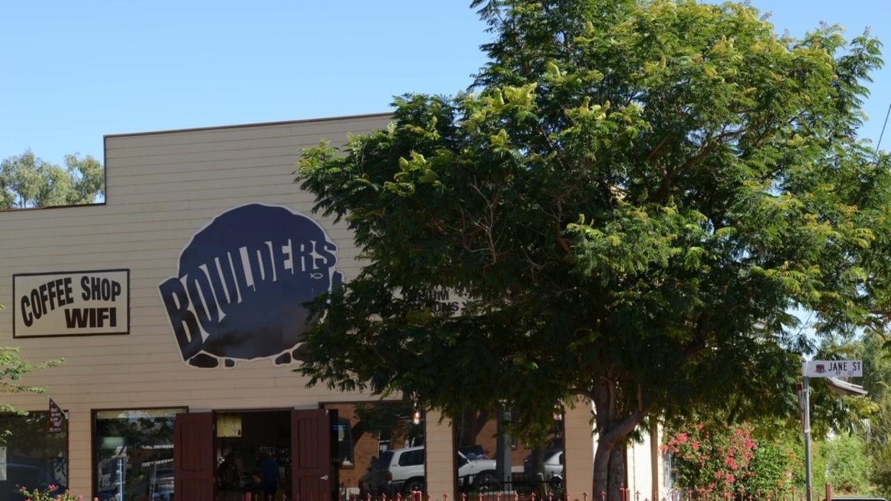 Boulder Cafe, Cunnamulla, is up for sale.