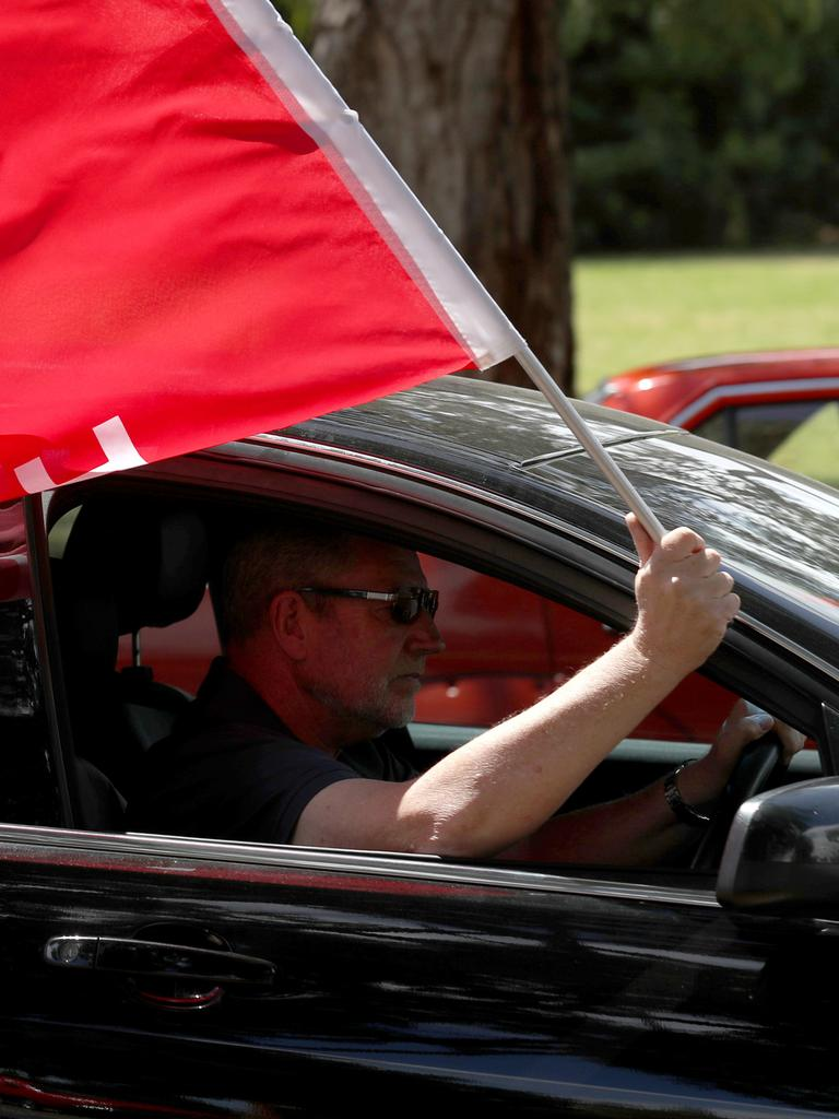 Holden stopped making cars in Australia in 2017. Picture: Kelly Barnes/The Australian