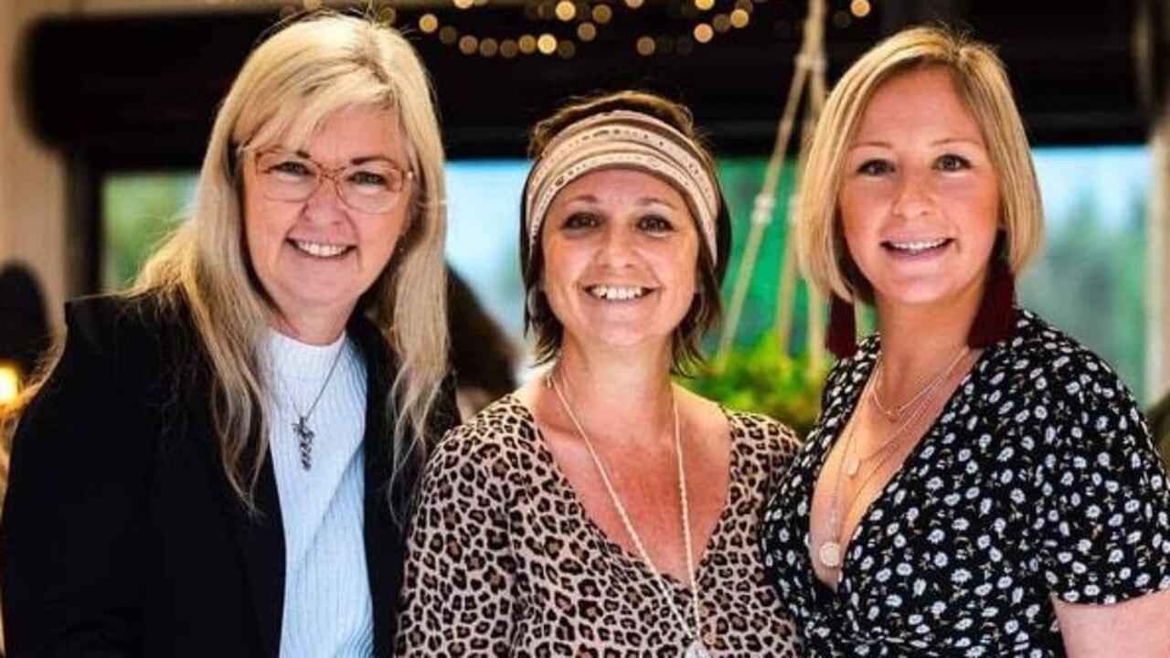 INSPIRING: Liana Allison, Sarah Tump and Noni Croft