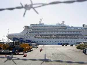 Two passengers from cruise die as Aussies land on home soil