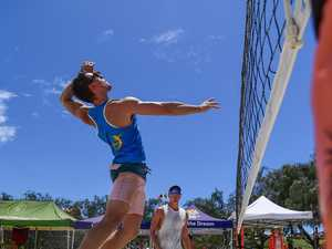 HITTING THE MARK: Bundy teams excel at home event