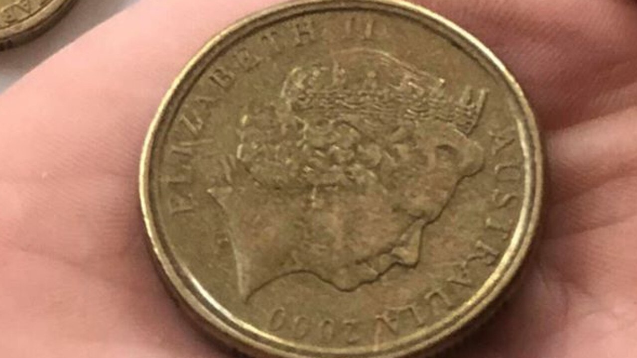 A rare $1 coin could be worth thousands due to small printing error.
