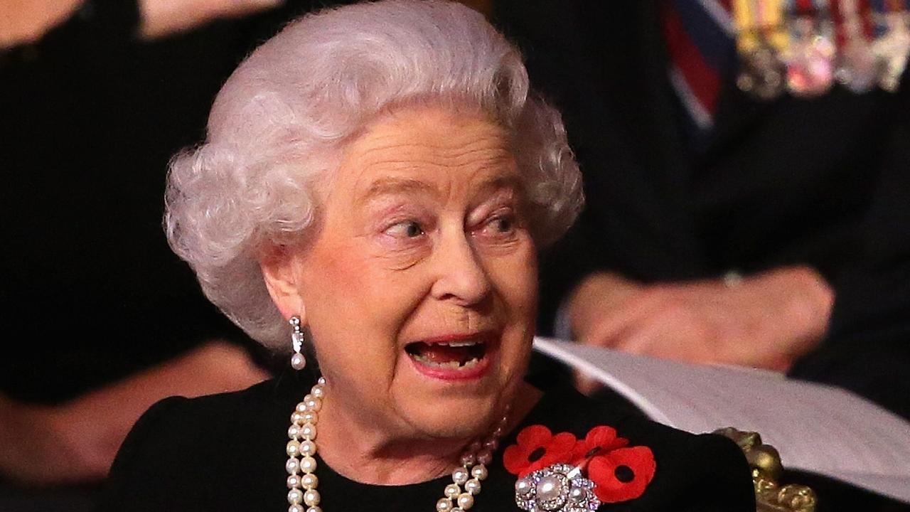 Queen Elizabeth. Picture: Getty