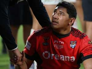 Tonga expelled from international rugby league