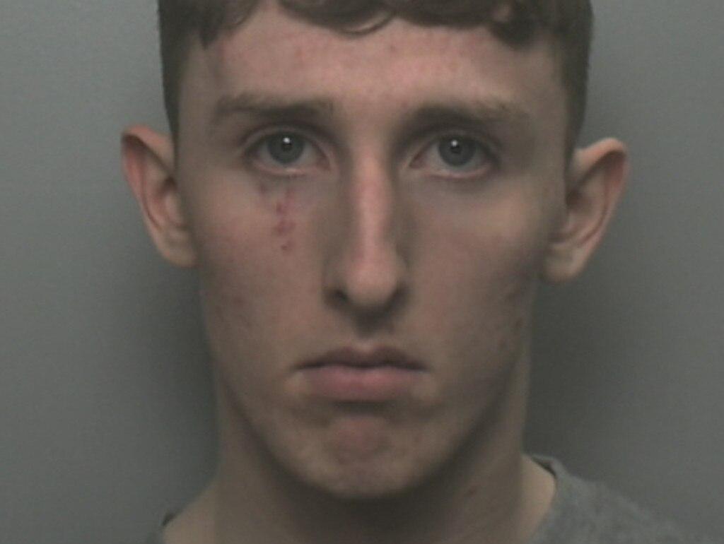 Joseph Trevor has pleaded guilty to killing Megan Newton. Picture: Staffordshire Police
