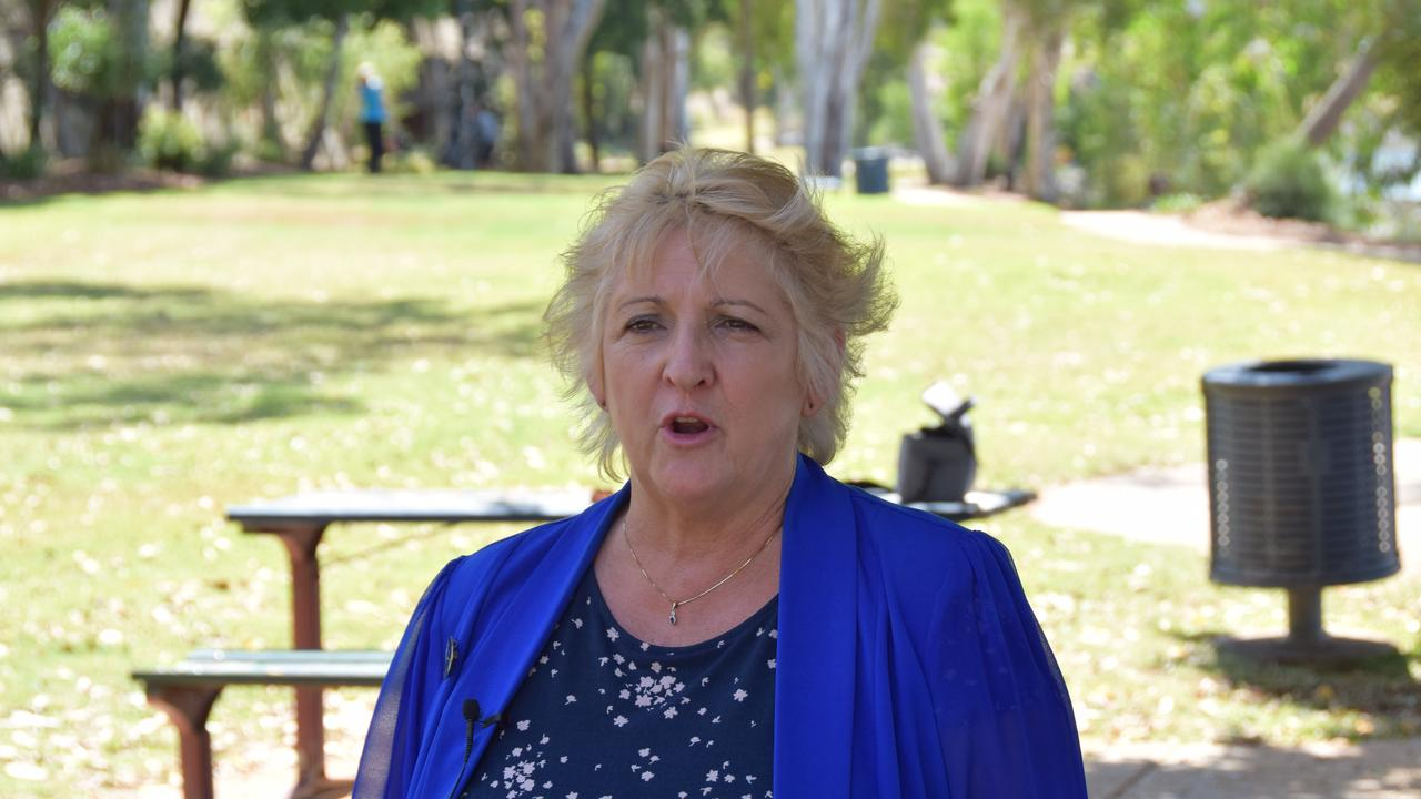 Capricornia MP Michelle Landry would like to take the Greens leader Adam Bandt on a tour of CQ mining towns. .