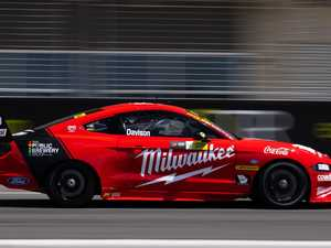 Mustangs crush rivals on eve of Adelaide 500