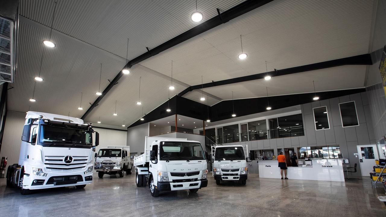 Murwillumbah Truck Centre.