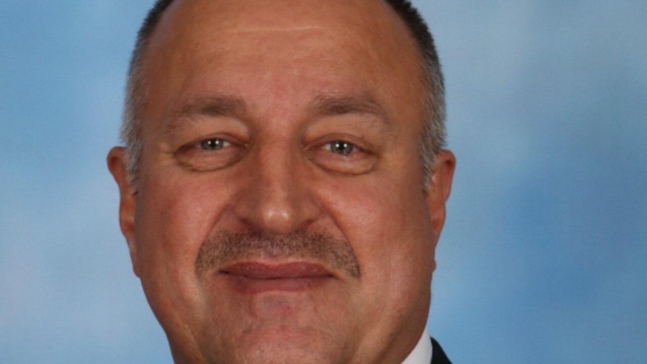 Clifton State High School principal Lou Oberholzer.