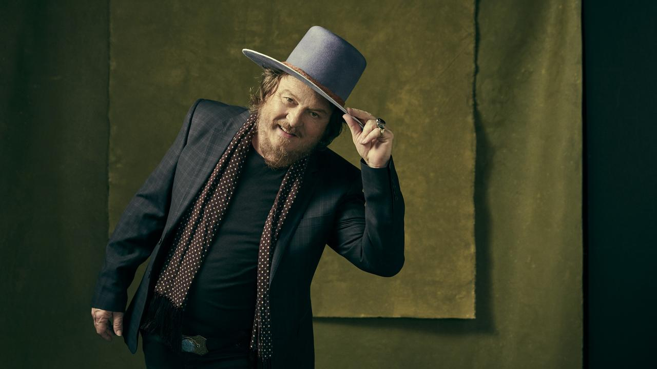 SUPERSTAR: Adelmo Fornaciari, known as Zucchero (Italian for 'sugar'), is an Italian singer-songwriter and musician who has sold 60 million albums in a 30-year career.