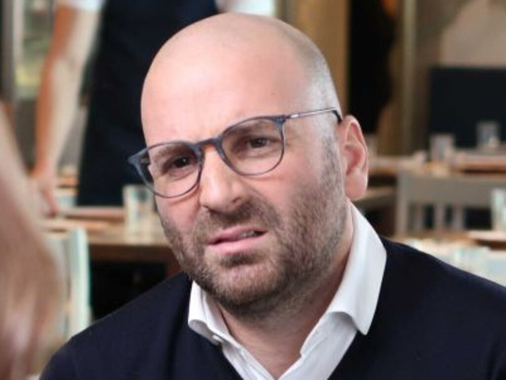 George Calombaris. Picture: ABC/7.30