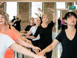 Ballet's benefits strike chord