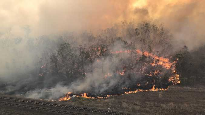 'Get real': Plea for $1m bushfire funding for Gladstone