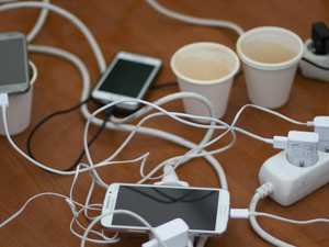 New technology means you'll never charge your phone again