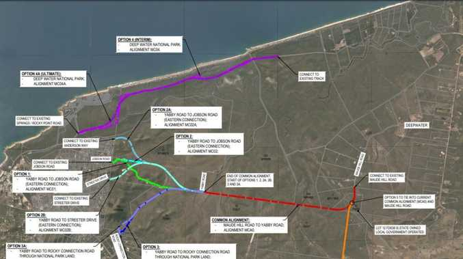 Gladstone council scraps Baffle to Agnes link road project
