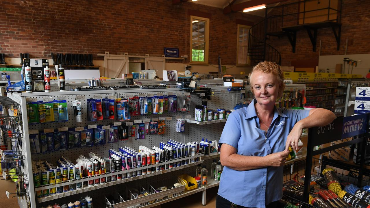 Mitre 10 Alstonville co-owner Nielsen Kym is selling the business which has 50-60 account holders.