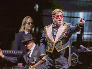 Future of Elton's shows revealed after singer struck down