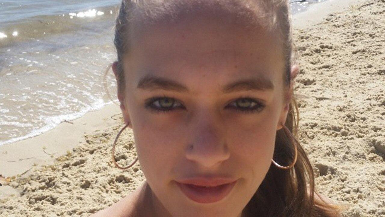 PRESUMED DEAD: Tiffany Taylor, 16, was last seen alive in 2015.