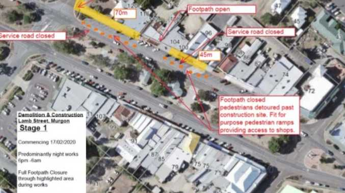 Council makes headway on much needed CBD upgrade
