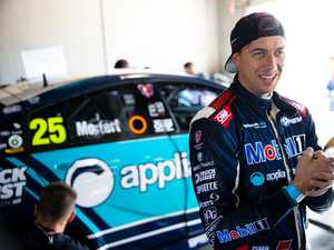 Mostert focus on settling in over Supercar race wins