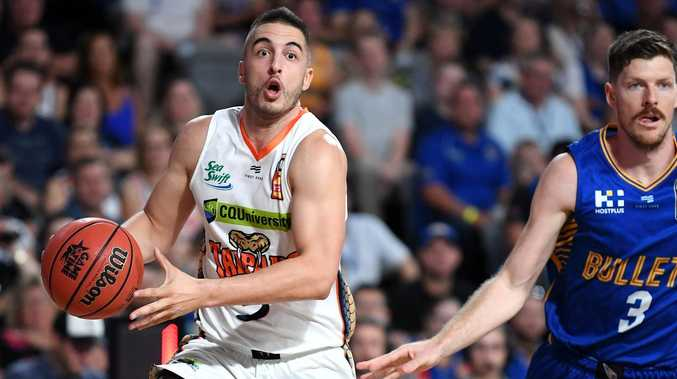 Taipans' superb Serb smiling