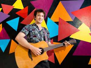 North Mackay musician reaches out to the public