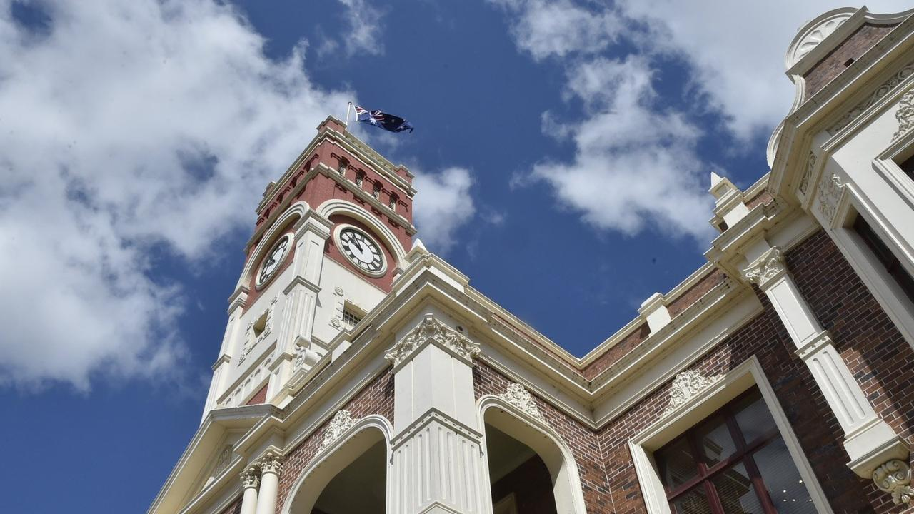 Toowoomba City Hall.