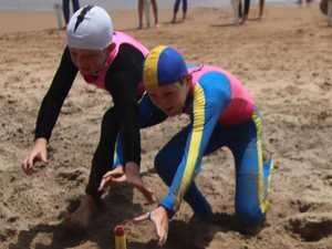 PHOTOS: Tannum Beach to have a competitive stretch