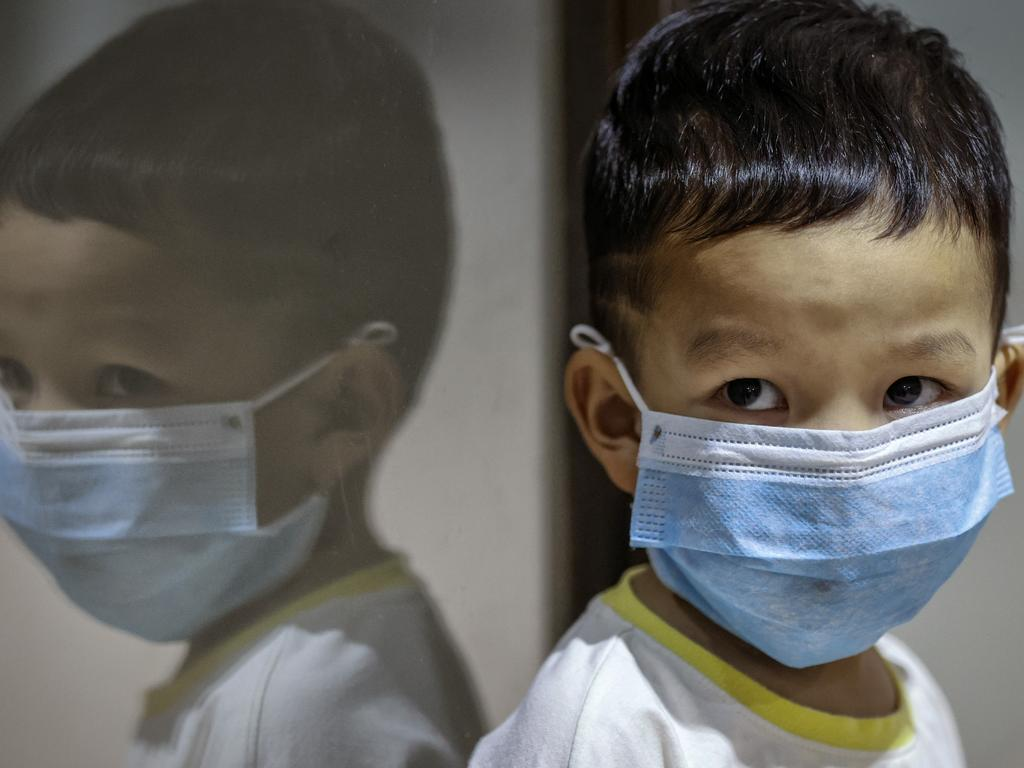 Cases of the killer virus are surging worldwide. Picture: Ezra Acayan/Getty Images