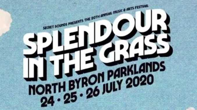 Splendour's massive 2020 line-up revealed