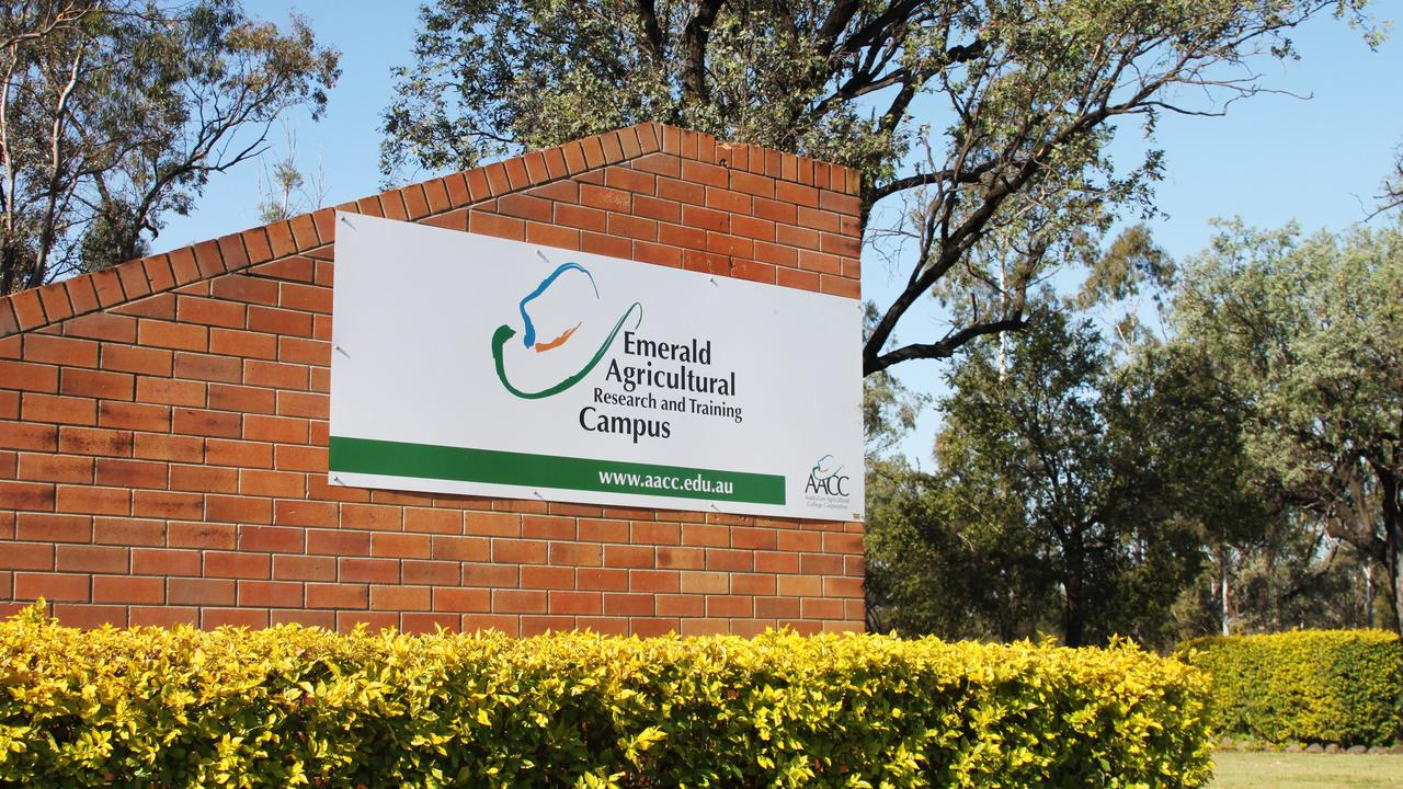 Negotiations on the future of the former Emerald ag-college facility are continuing. Photo: Simon Green