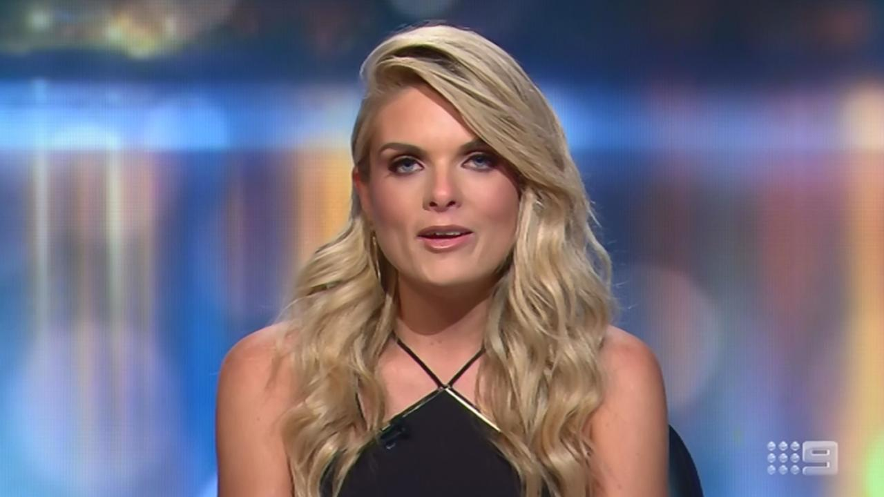 Erin Molan will be Channel 9's host of the Women's World Cup. Picture: Channel 9