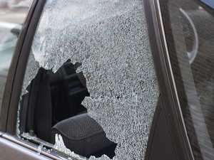 Police investigating after senseless damage to cars