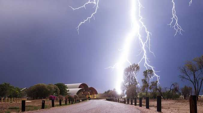 Storms lash the southwest, more wild weather on the way