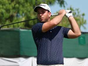 Dann holds high hopes at home course for Qld Open