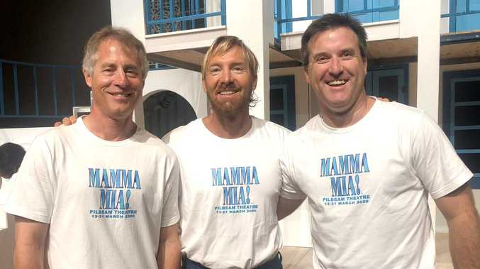 Who's your Daddy? Meeting the men of Mamma Mia! the Musical