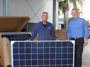BUSINESS: To solar, or not to solar?