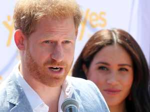 Queen's shock Harry and Meghan ban