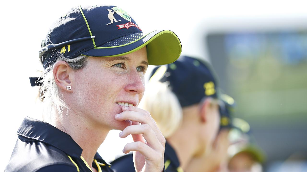 Beth Mooney has been a rock at the top of Australia's batting order in recent years.