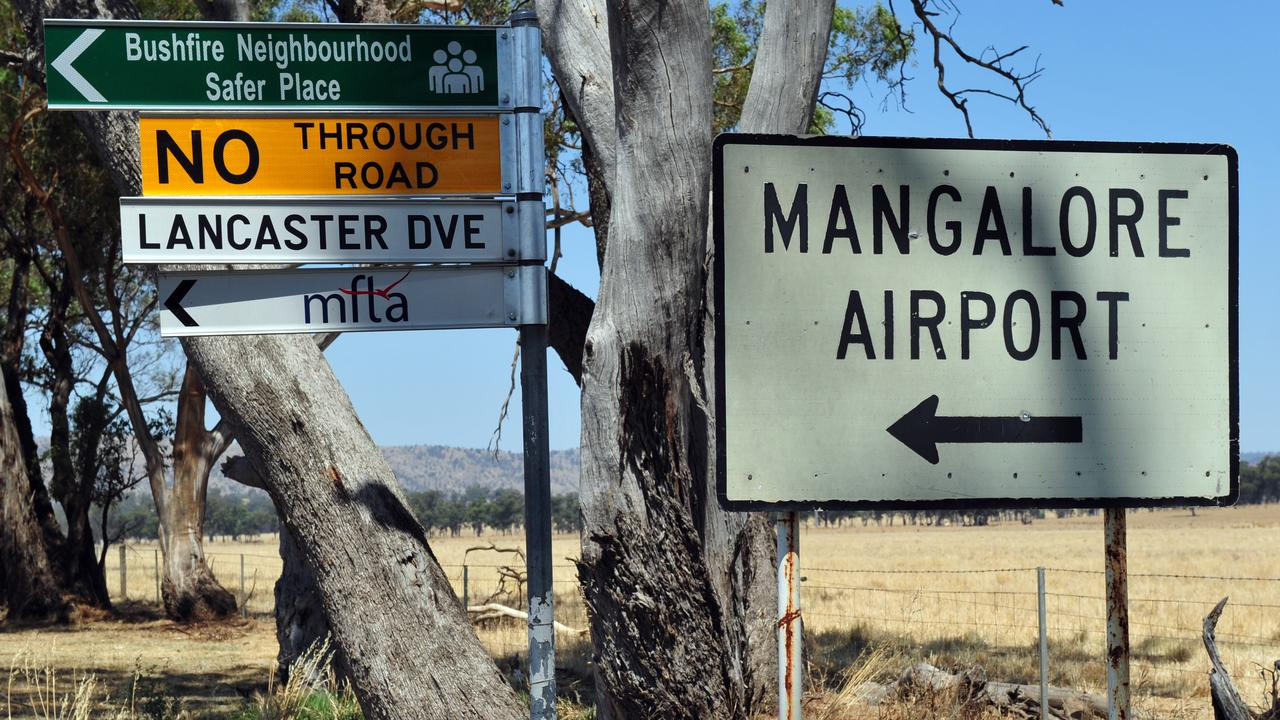 Emergency services are responding to a plane crash at Mangalore.