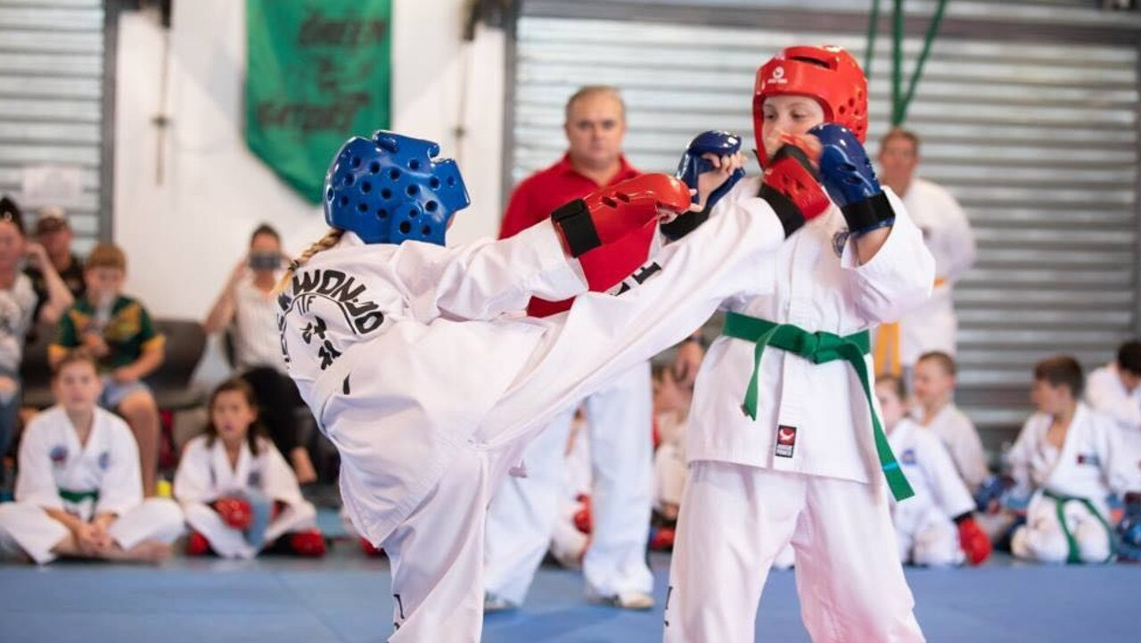 Alligator Creek ITF Taekwon-Do Club will host the Queensland State Titles this year. Picture: Becca Bannan Photography