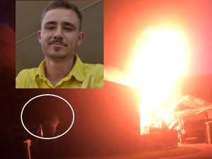 Hero who saved Gympie toddler from burning inferno