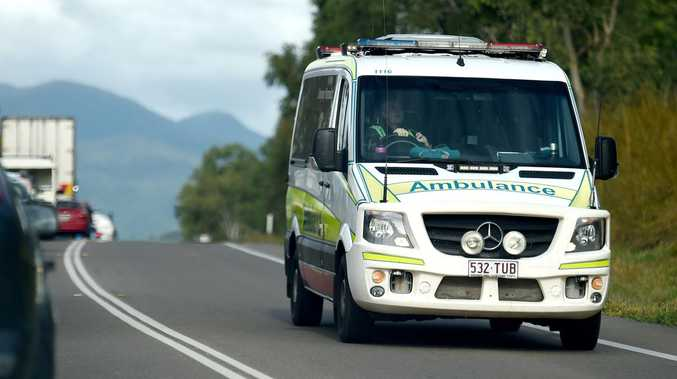 Man dies after crash on rural highway
