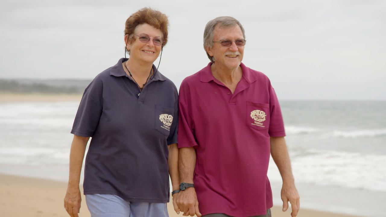 ON CAMERA: Buderim residents Bev and Nev McLachlan feature on a new lifestyle television program, My Way.