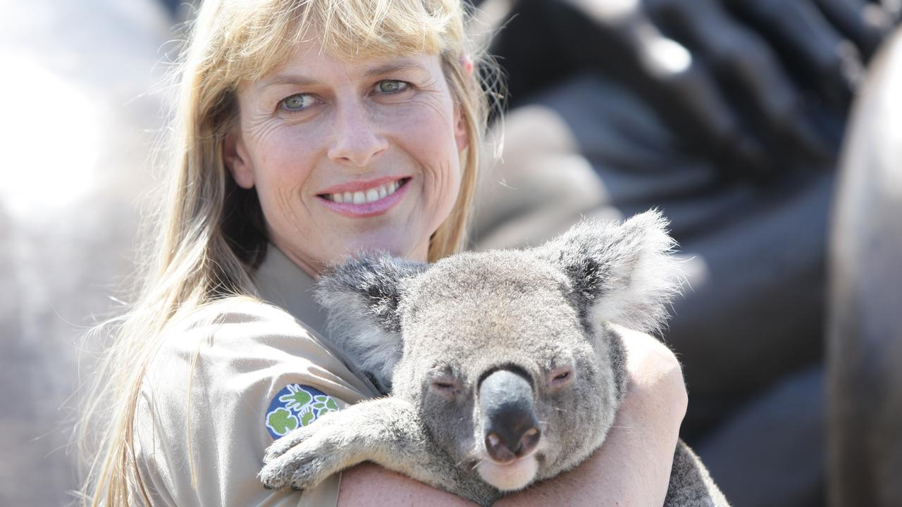 Terri Irwin will feature at the Australia Zoo International Women's Day Champagne Brunch. Picture: Cade Mooney/Sunshine Coast Daily