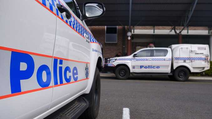 Man taken to hospital after police situation in suburbs