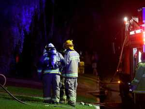 Electric storm sparked Miles house fire
